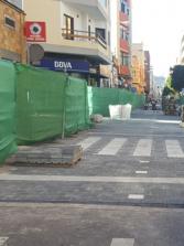 El Ayuntamiento reabre al tráfico este lunes el tramo de la Calle Guanarteme situado junto a la Plazoleta Farray