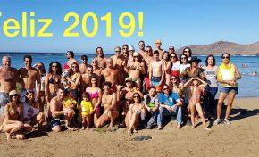 La pandilla del Peñón nos desea un feliz 2019