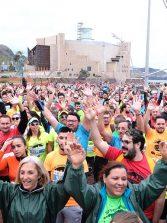 La 3k Accesible, una fiesta multicolor que se apodera del paseo de las Canteras y sus aledaños