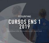 Abiertas las inscripciones para los primeros cursos de entrenador nacional de surf (nivel 1) de la temporada