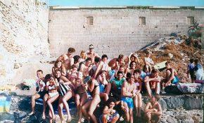 La pandilla del Piti en los años 80