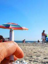 Se prevé aprobar en febrero las nuevas ordenanzas que incluye la prohibición de fumar en la playa