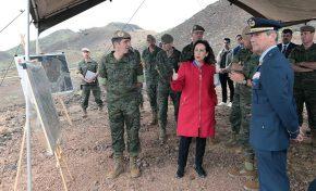 Defensa acuerda con el Cabildo de Gran Canaria permitir el senderismo en la zona militar de La Isleta