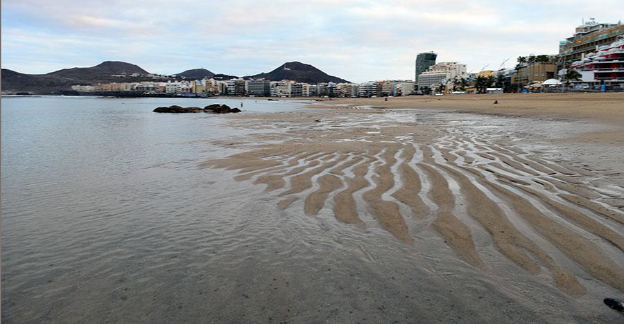 La crisis climática 'engullirá' la mitad de las playas a finales de siglo