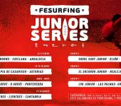 """Regresa el """"Fesurfing Junior series"""", el circuito oficial de la Federación Española de surfing en categorías júnior"""