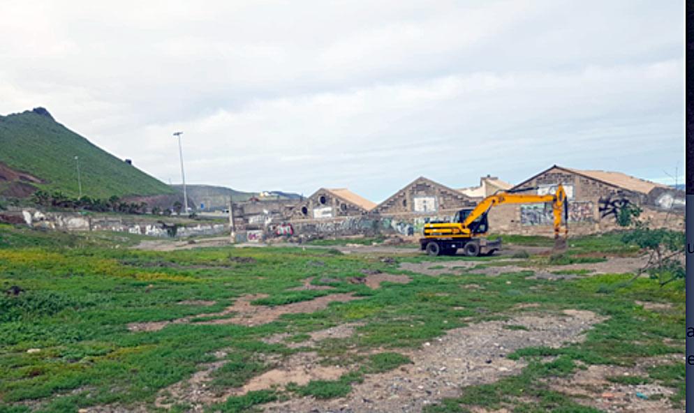 El Ayuntamiento convertirá El Rincón en un cementerio de coches abandonados