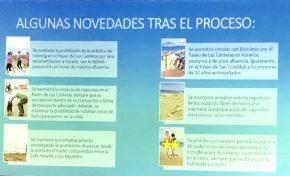 Ciudad de Mar incorpora 90 propuestas ciudadanas en el nuevo reglamento de costas y playas