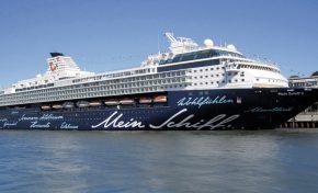 El nuevo Mein Schiff 2 abre las escalas de cruceros en Las Palmas de Gran Canaria, en el primer fin de semana de Carnaval