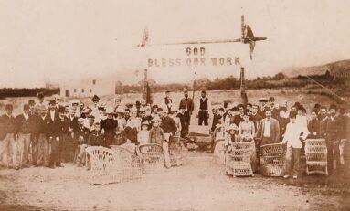 El Puerto de La Luz celebra el 136 aniversario de la colocación de su primera piedra