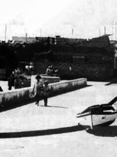 Las casas de La Puntilla en 1926