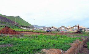 Según el concejal José Eduardo Ramírez el almacén de coches abandonados estará un año en El Rincón