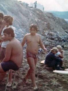 La loma de la Cícer en los setenta