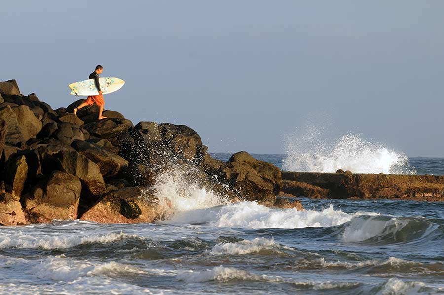 Surf en Las Canteras. Nuestras predicción para hoy
