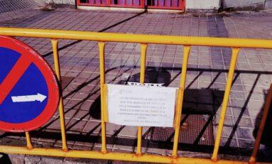 El Ayuntamiento comienza la obra de peatonalización de las calles Covadonga y Lepanto en el entorno de la Cicer