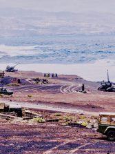 El Regimiento de Artillería Antiaérea 94 realizará ejercicios con fuego real este lunes por la tarde-noche y el martes por la mañana en la trasera de El Confital