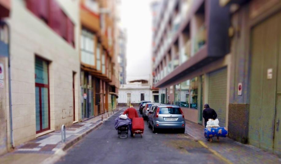 La ciudad «turística» que no queremos