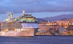 Las Palmas de Gran Canaria espera a siete cruceros en el puente de diciembre