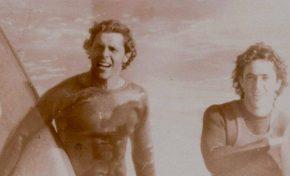Tino y Jesús en los 80