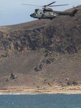 Exhibición del helicóptero del SAR (vídeo)