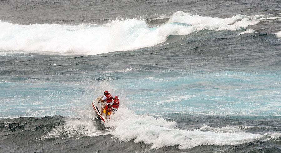 Mala mar para la Semana Santa