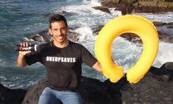 Se colocarán en Las Canteras tótems con salvavidas OneUP