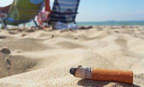 Una playa sin humos y la aprobación del nuevo reglamento de playas para septiembre