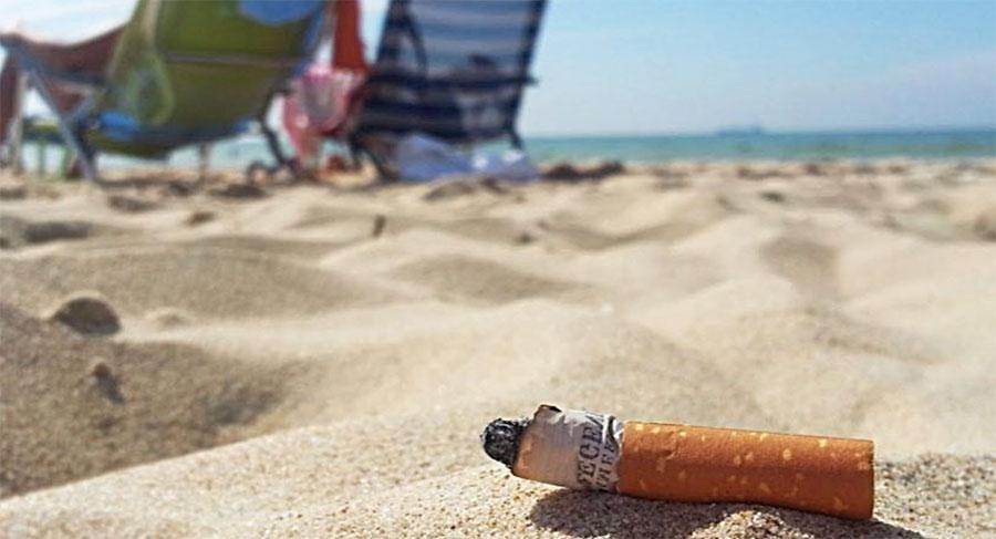 Volver a una playa sin humos