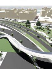 El Ayuntamiento comenzará a instalar este lunes las primeras piezas de la pasarela del puerto Onda Atlántica