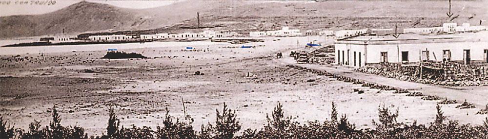 1890. Playa del Arrecife