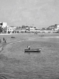 """1950: Bando Municipal para el """"correcto"""" uso de las playas de nuestra ciudad"""