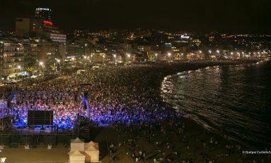 ¿Adiós a los macro conciertos en la arena de Las Canteras?