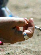 14.400 euros en ceniceros para no bajar fumando a la arena