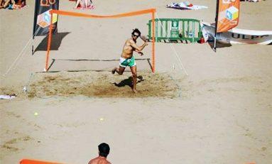 El 1º Open Nacional de Palas de Playa se celebrará en Las Canteras entre el 12 y 14 de julio
