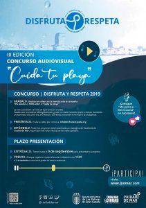 Ciudad de Mar convoca la cuarta edición del concurso veraniego 'Cuida tu playa'