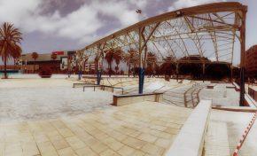 El Ayuntamiento culmina las obras de construcción del nuevo 'skatepark' de El Refugio