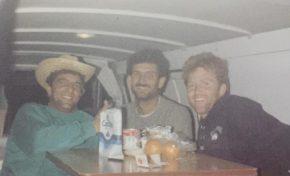 Fallece Facundo, uno de los pioneros del surf en El Confital