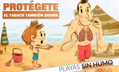"""Aumentan las """"playas sin humo"""" en España"""