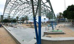 El 19 de julio (aplazada al miércoles 24) se inaugurará el nuevo skatepark del Refugio