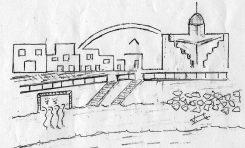 Colorea el dibujo de Las Canteras