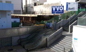Se construye el primer piso de los dos que tendrá la nueva biblioteca Josefina de la Torre