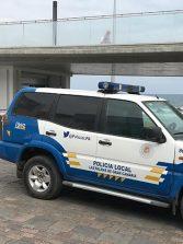 Abierto el cuartelillo de la policía local bajo la pasarela de la Cicer