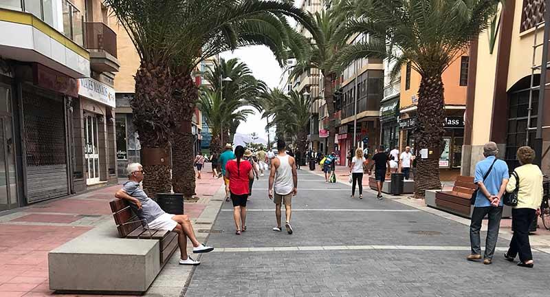 Luis Morote dejará de ser peatonal