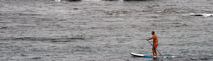 Surf en Las Canteras. Nuestra predicción hoy