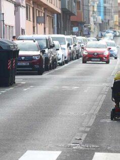 Los usos del carril bici de Secretario Padilla