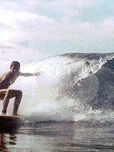 Surfeando la Barra en los años 80
