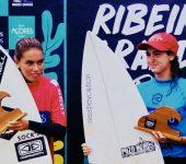 Por primera vez dos canarias se enfrentan en la final de un campeonato internacional de surf