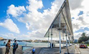 El frente marítimo de Santa Catalina abre la ciudad al puerto