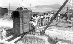 Trabajos iniciales en la Compañía Insular Colonial Electricidad y Riegos (CICER)