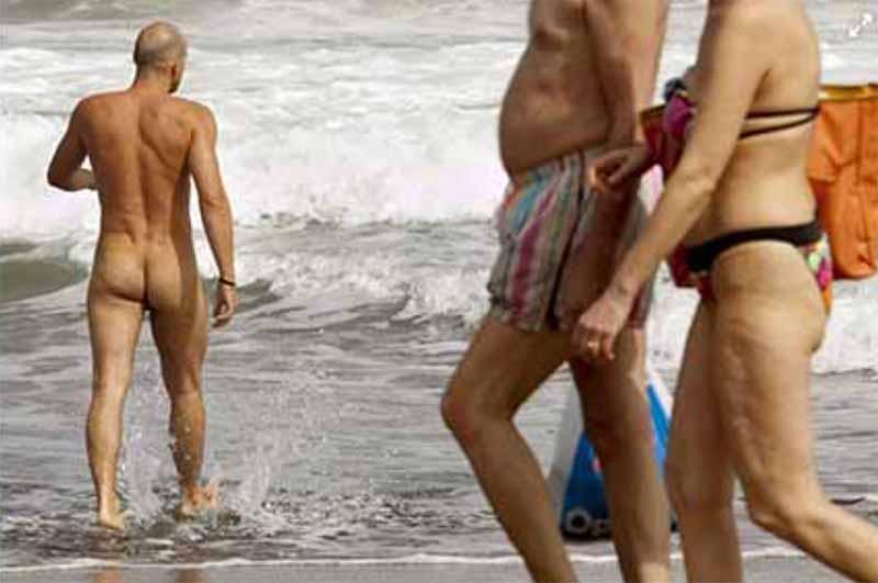 Las Canteras y el nudismo