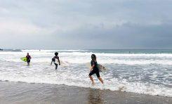 La Bahía del Confital, opta en 2021 a convertirse en Reserva Mundial de Surfing